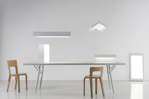 More pictures from White Furniture for Minimalist Interior Design