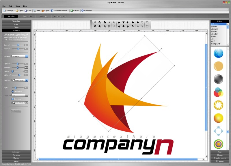 Studio V5 Logo Maker Free Download and Reviews - Fileforum