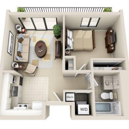 3D Small House Plans | İlgili Bilgili