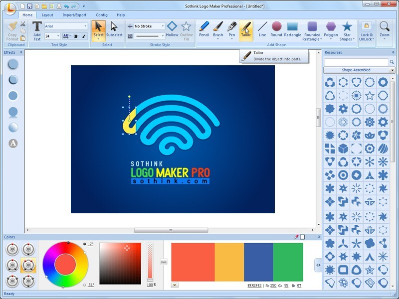 Best free software for logo design