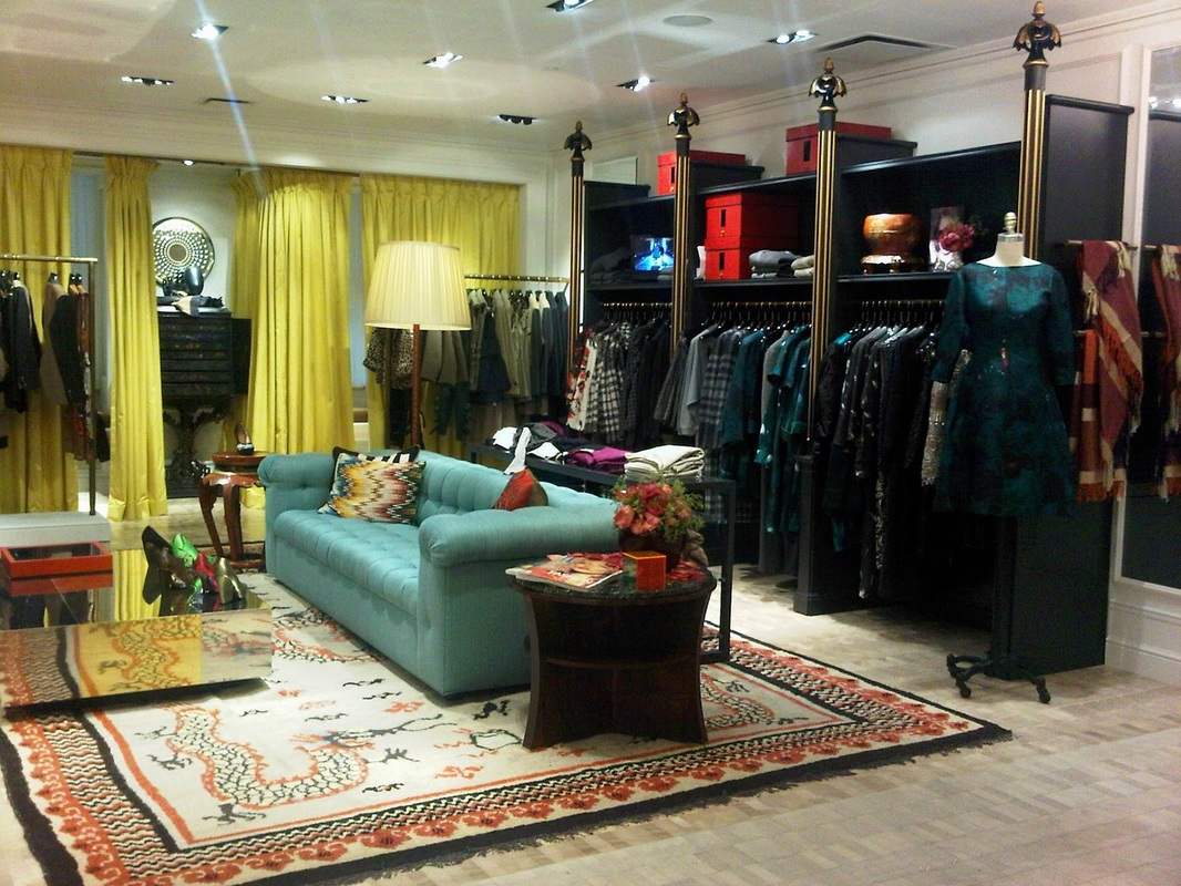 Boutique Design Ideas