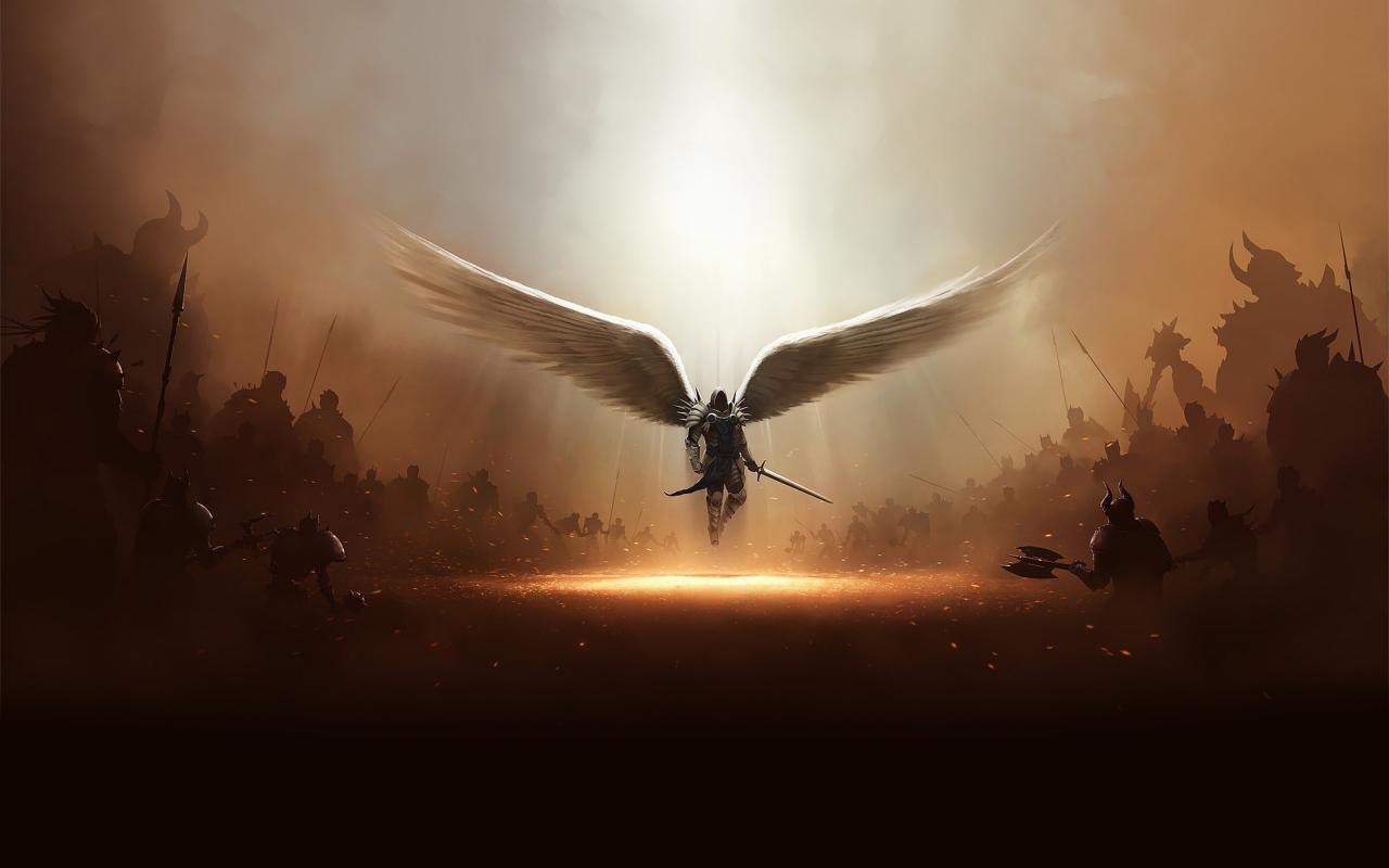 Archangel Art Draw Wallpapers Pictures Photos Images
