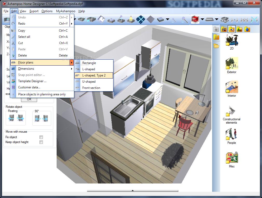 Ashampoo Home Designer Download - Softpedia