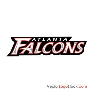 Logo Design Atlanta on Atlanta Falcons 165 Vector Logo