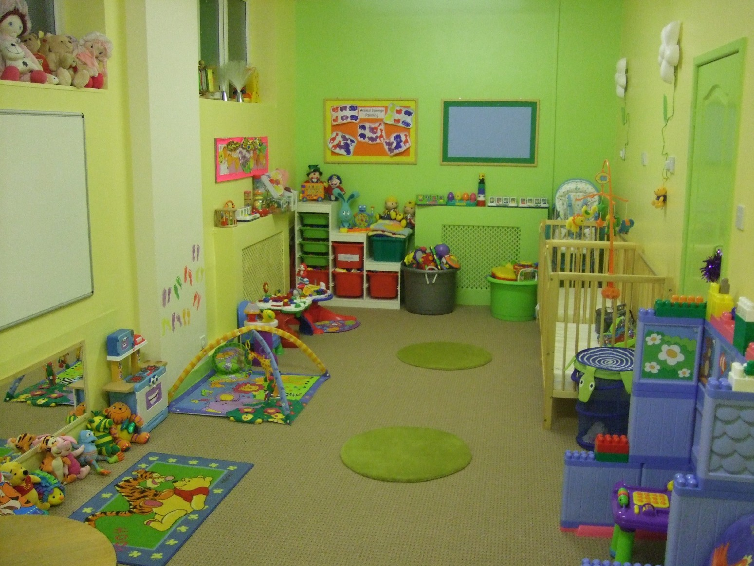 welcome to our baby room this room can accommodate 6 babies under 12 ...