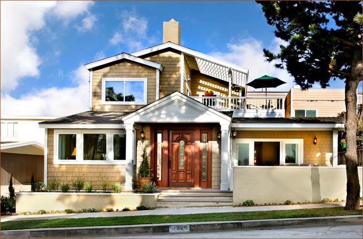 California homes designs. | custom home design