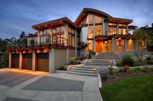 New home designs latest.: Canada homes designs.