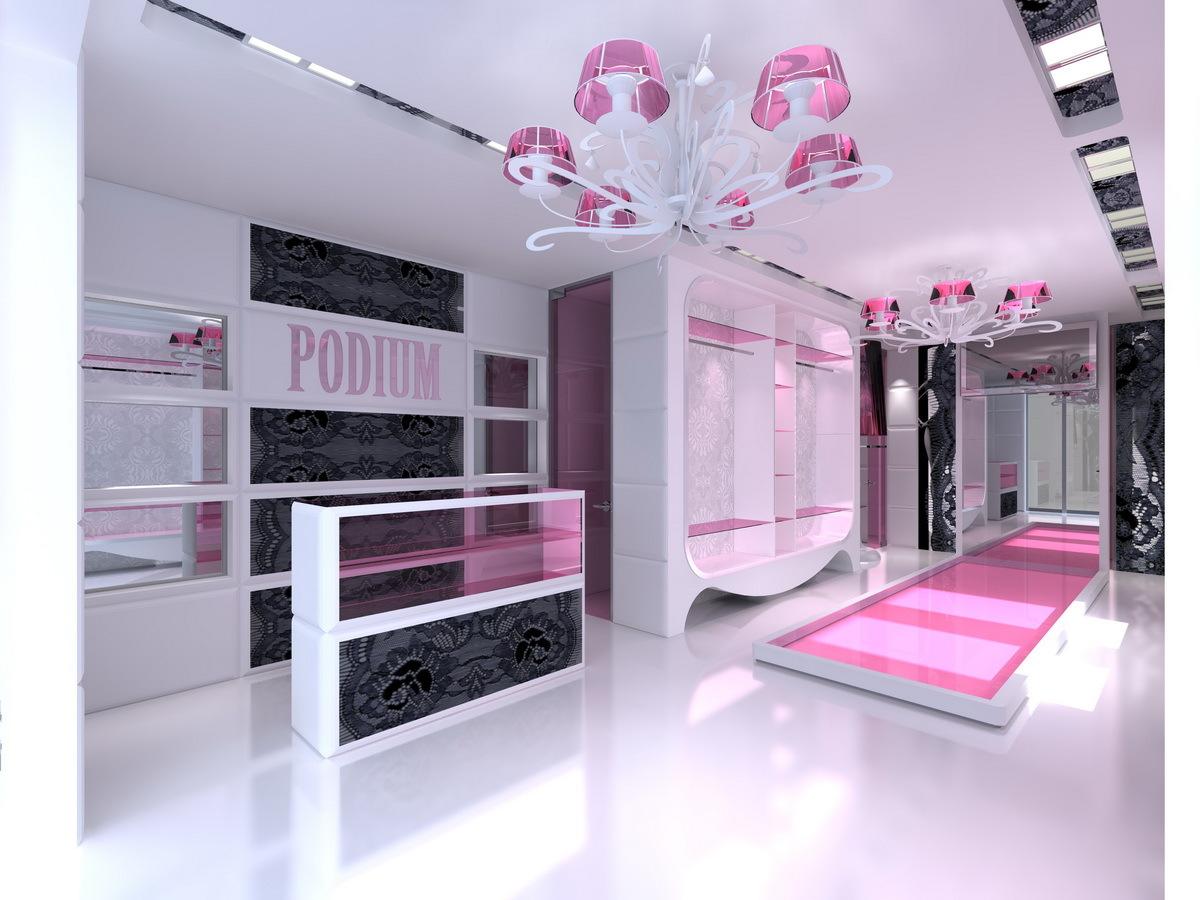 Clothing Store Interior Design Ideas | Joy Studio Design Gallery Photo