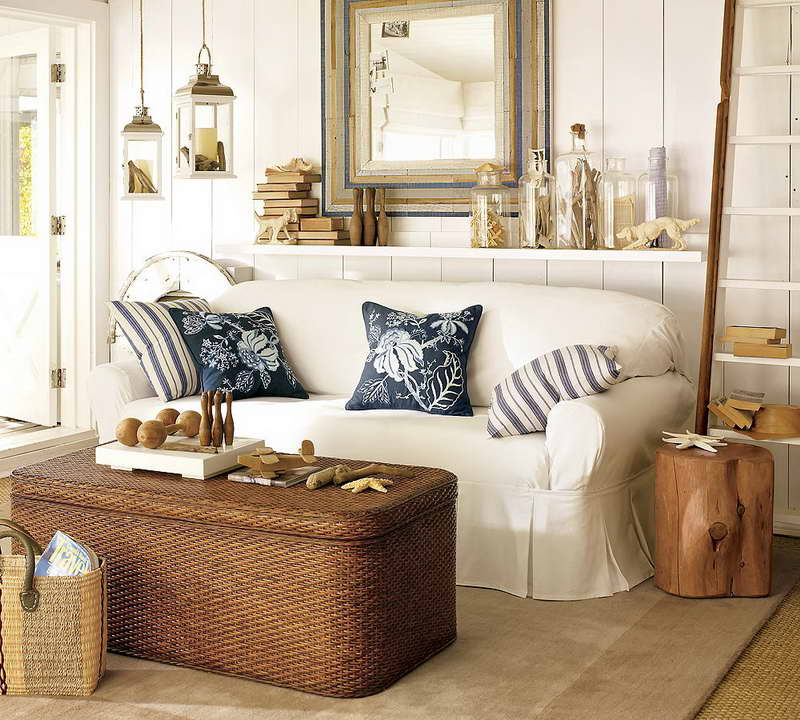 Coastal Interior Design Ideas