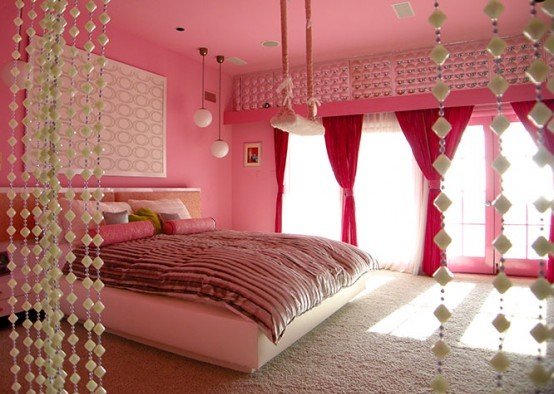 Cute-Pink-Teen-Girls-rooms-Interior-Design-5