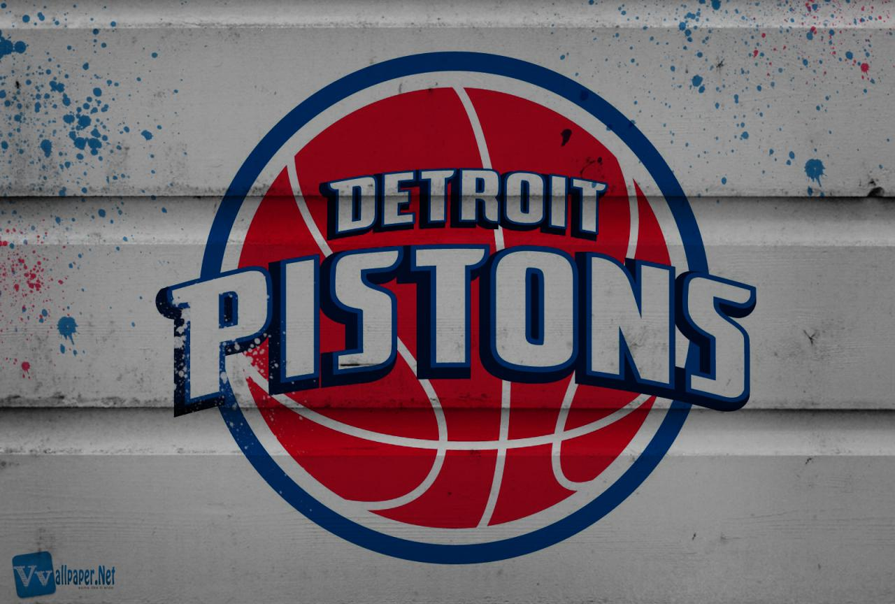 Detroit Pistons Logo Designs HD Wallpapers| HD Wallpapers ,Backgrounds ...