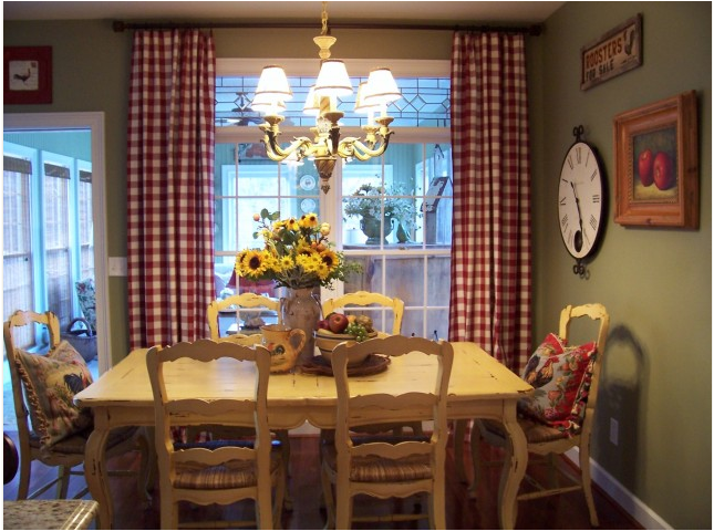 French Country Dining Room Design Ideas | Design Inspiration of ...