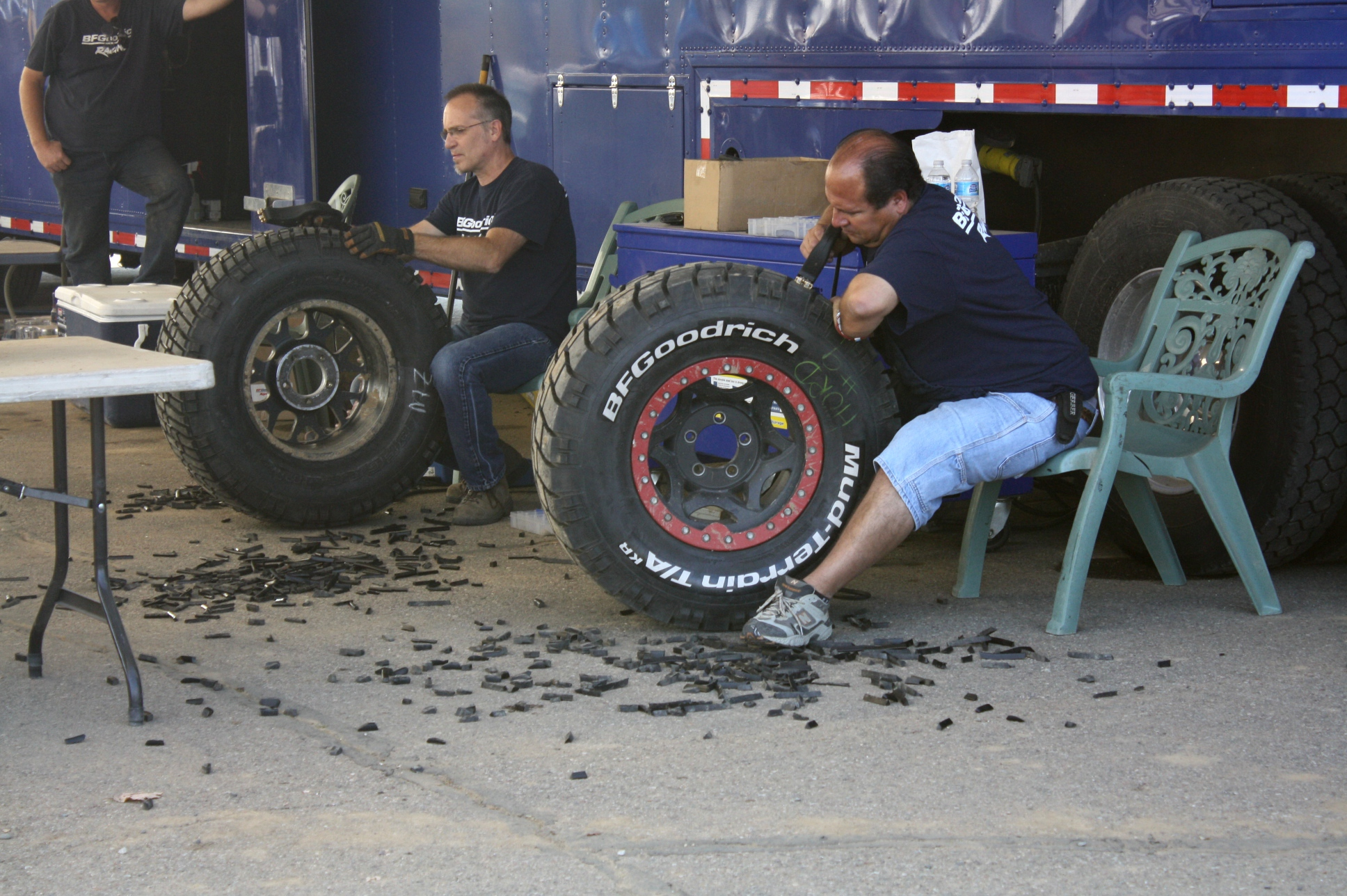 Description Grooving Off Road Racing Tires Crandon 2012.jpg