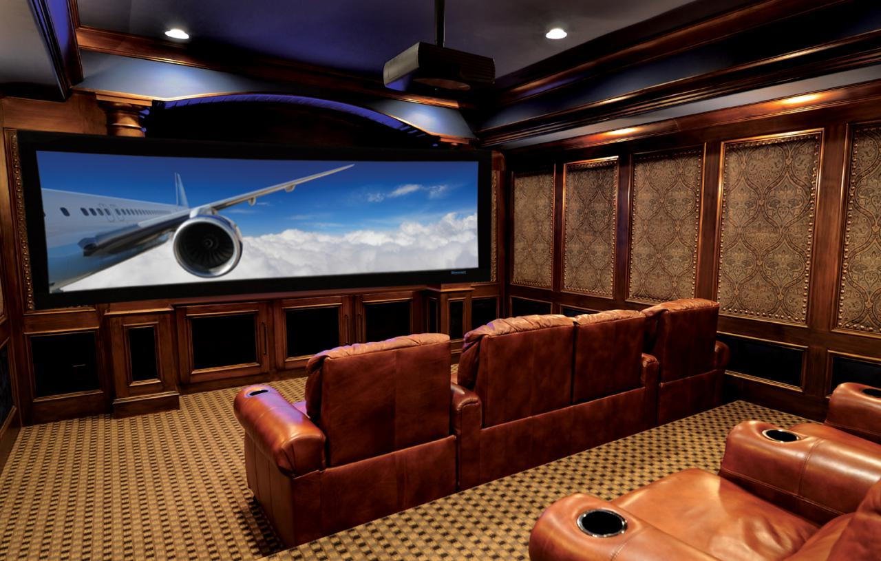 Home Theater: Media Rooms | Acoustics | Soundproofing– Oklahoma City ...