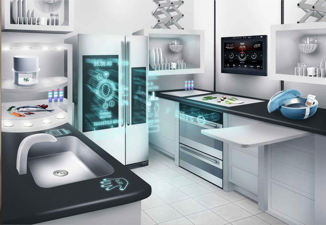 By 2040, your kitchen could be alive, according to the Future Kitchen ...