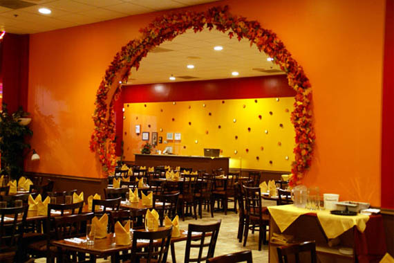 Indian Restaurant Interior Design Ideas