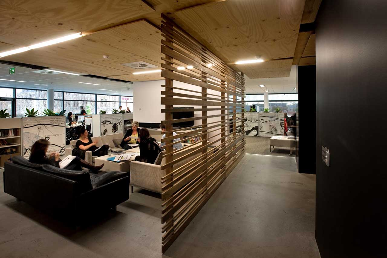 Interior Modern Leo Burnett Office Lobby Design Modern House Interior