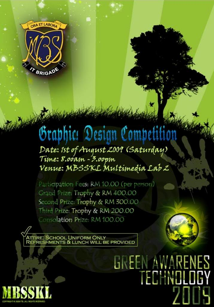 Graphic Design Competition