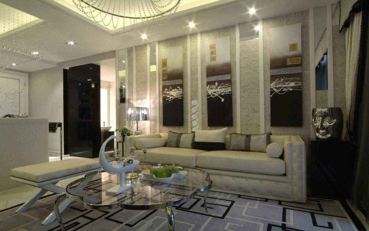 Modern Living Room Home Interior Design Ideas | Stylish Home Designs ...