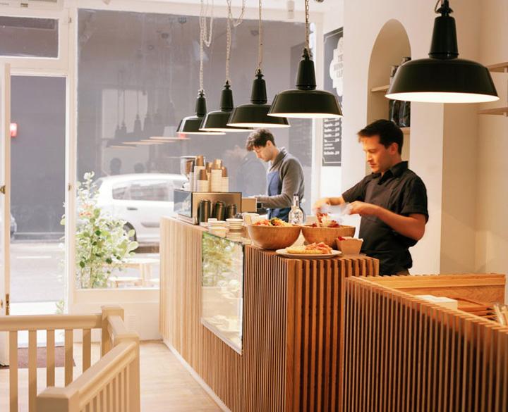 Monocle Café, London » Retail Design Blog