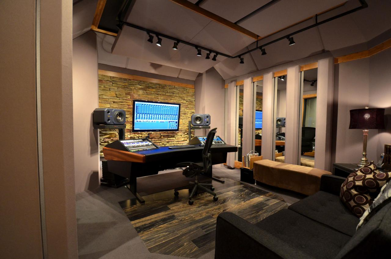 Cool small minimalist of home music studio ideas joy for Internal home