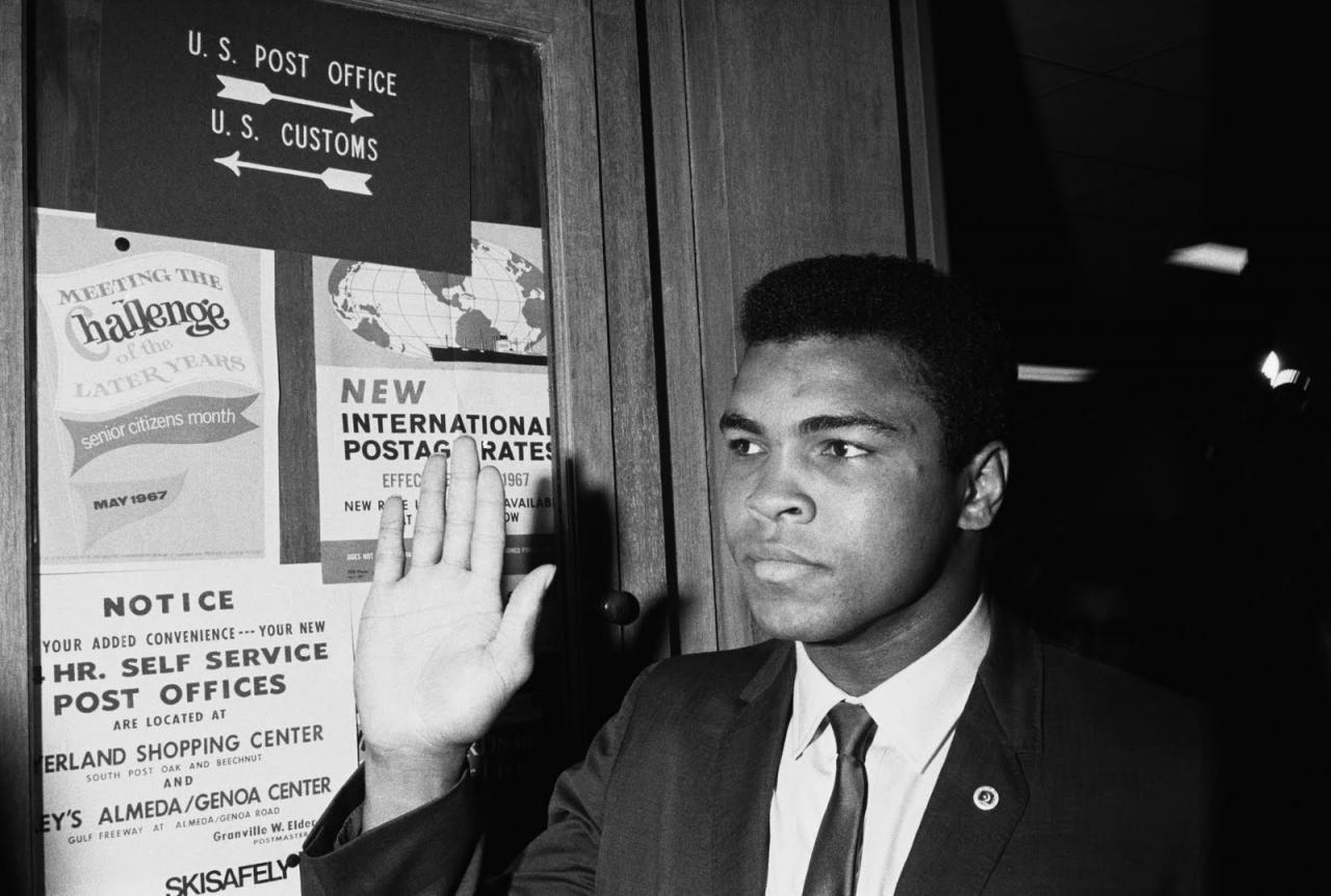 Muhammad Ali after The World Boxing Association Stripped Of His ...
