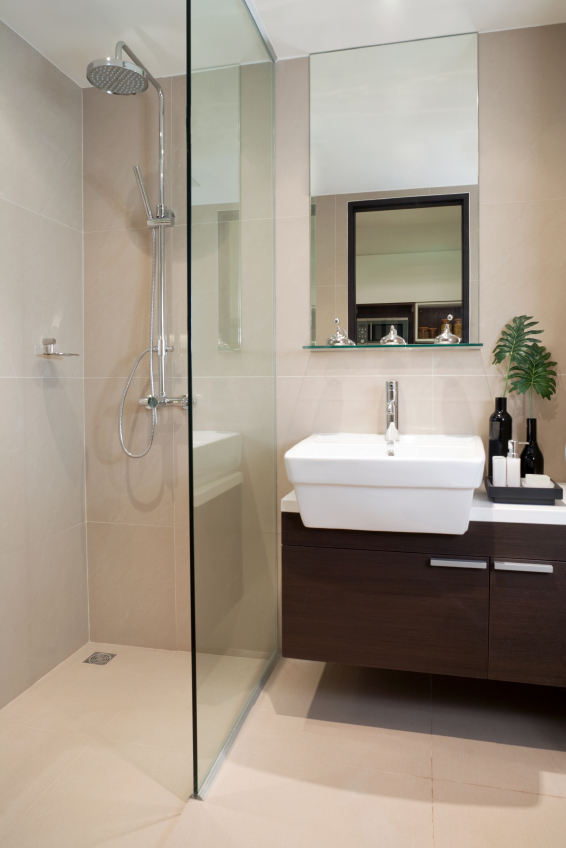 Five Oax Bathrooms and Showers