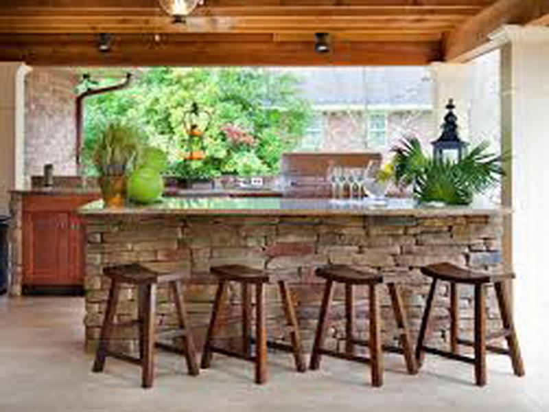 Patio Outdoor Home Bar Designs and Layouts | Your Dream Home