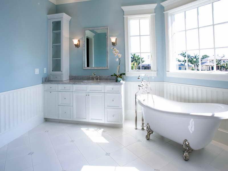 Home > Bathroom > Decorating Bathroom Color Schemes > Small Bathroom ...
