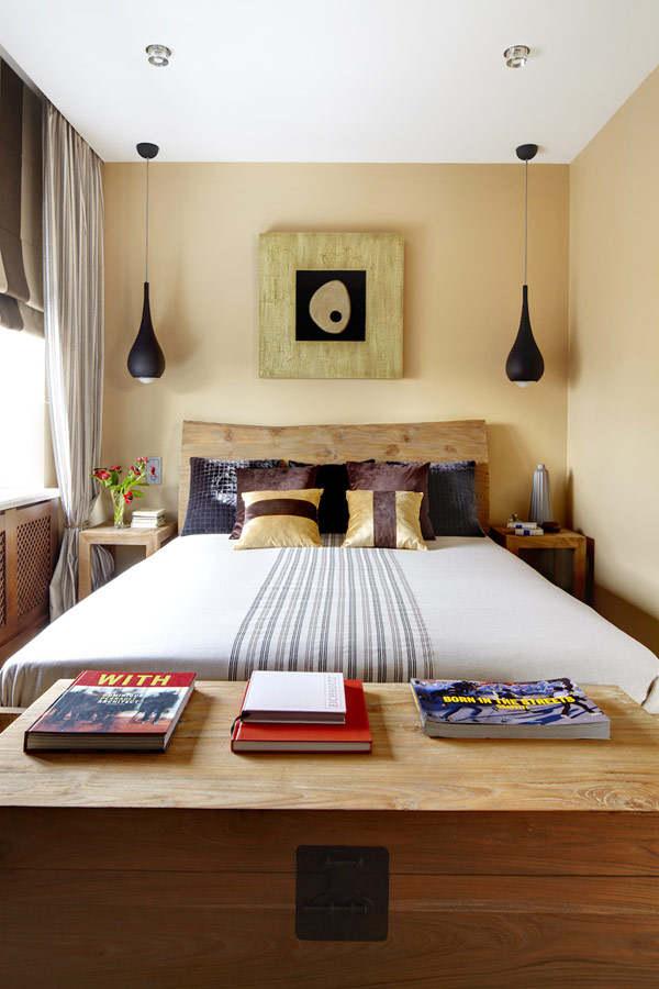 Small Master Bedroom Ideas by Blogz