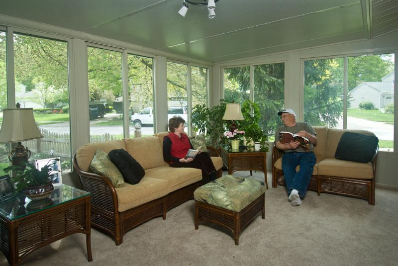 Sunroom Design Ideas | Joy Studio Design Gallery Photo