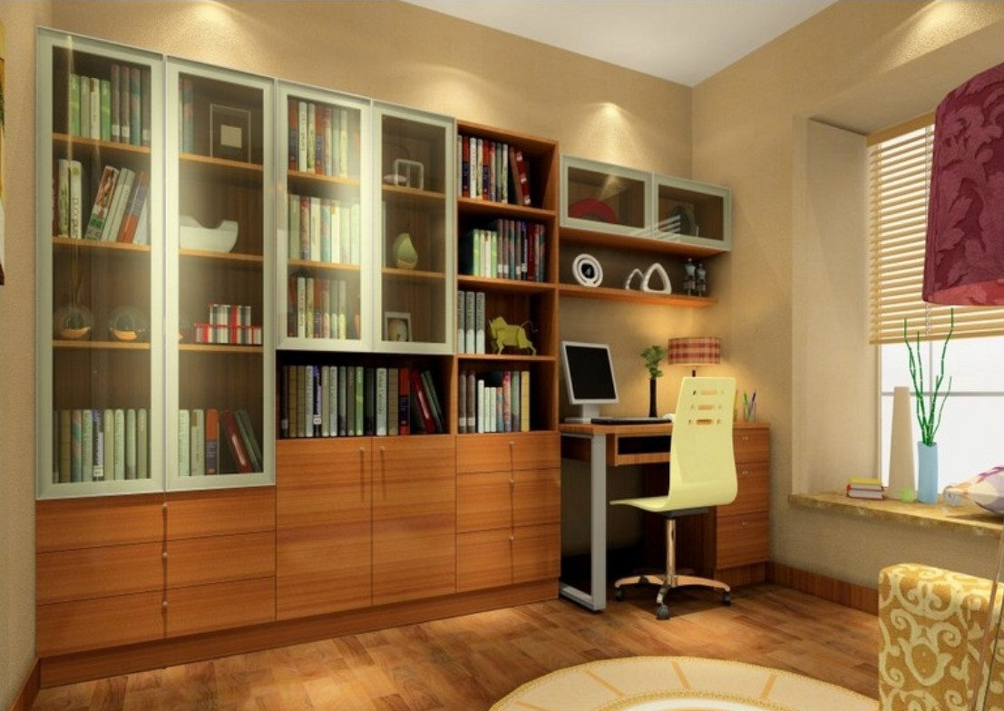 Study Room Design Pictures | 3D House Part 98