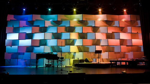 Church Stage Design Ideas | What is Coroplast?