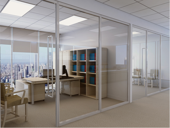 Wall-System-Design Trends for the Modern Office | Interior Design ...