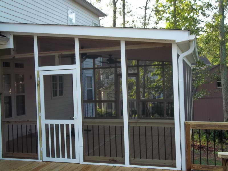 Screen Porch Design Ideas