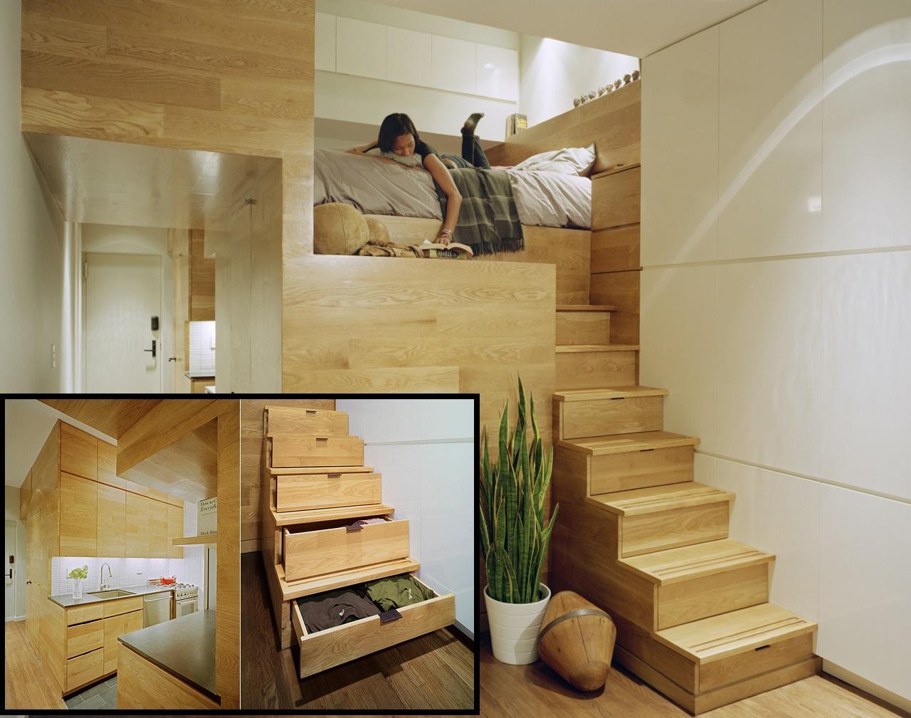 Small Apartment Interior Design Ideas | BlogLet.com