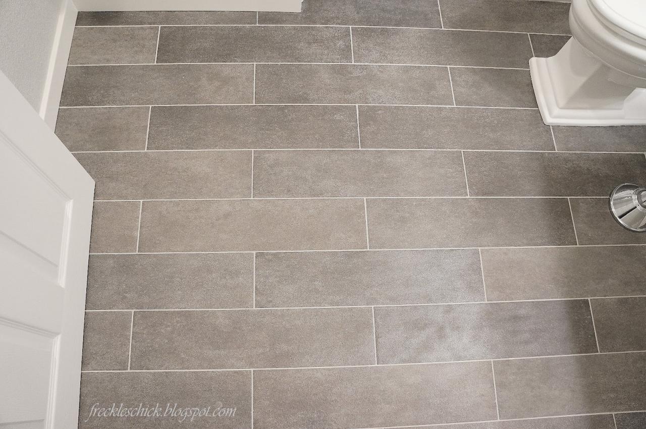 Bathroom Floor Tile Ideas Design : Industry Standard Design