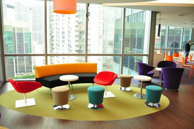 ... Interior Design - Unique Space Office Interior Design Ideas Office