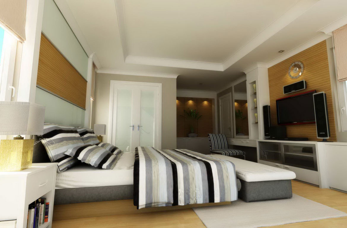 Useful Tips: Decorating Ideas for Your Master Bedroom | My Decorative