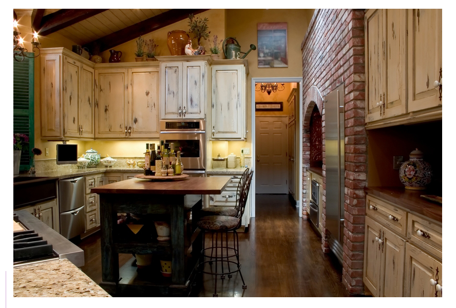 Country Kitchen Design Ideas | Furniture & Home Design Ideas