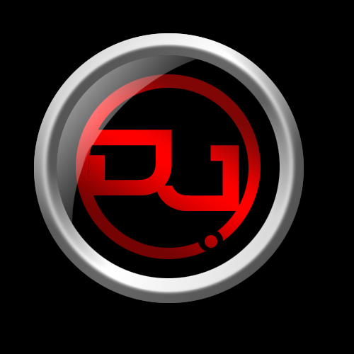 DJ Logo by enviousness on DeviantArt