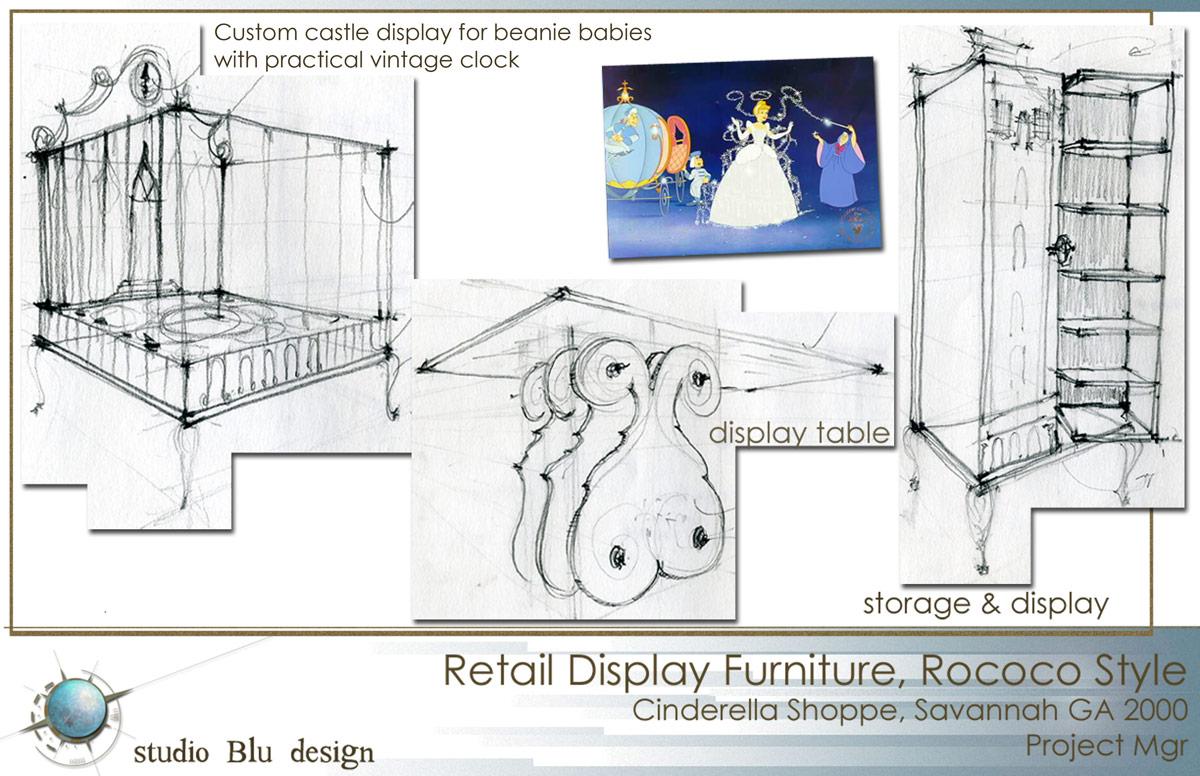 Studio Blu Design :: furniture design portfolio