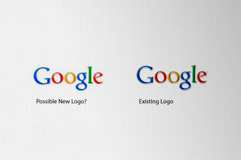 Google logo - Updated logo design sighted - The Logo Smith