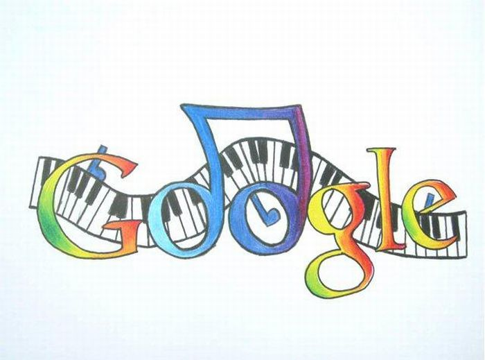 Google Logo Drawn By Kids (39 pics)