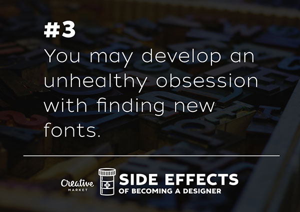 10 Side Effects of Becoming a Graphic Designer