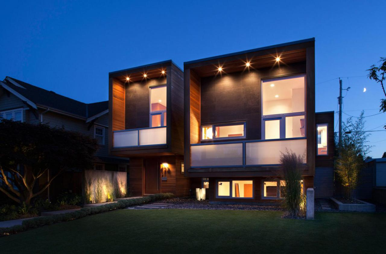... : The Appealing Contemporary Home Chilliwack by Randy Bens Architect