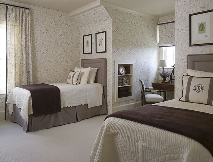 25 Cool Guest Bedroom Decorating Ideas » Photo 19