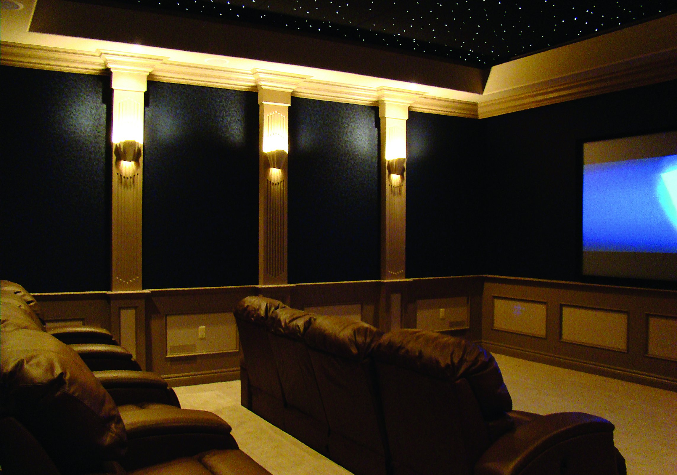 Distributed Home Audio and Theater Room Provide Control, Convenience ...