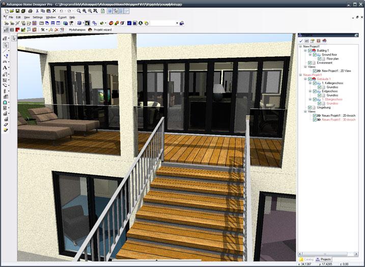 Ashampoo Home Designer Pro 2.0 download - V3.co.uk