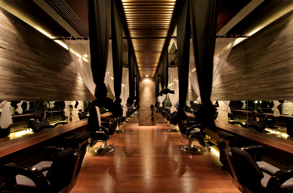 japanese hair salon and spa interior design ideas - Zeospot.com ...